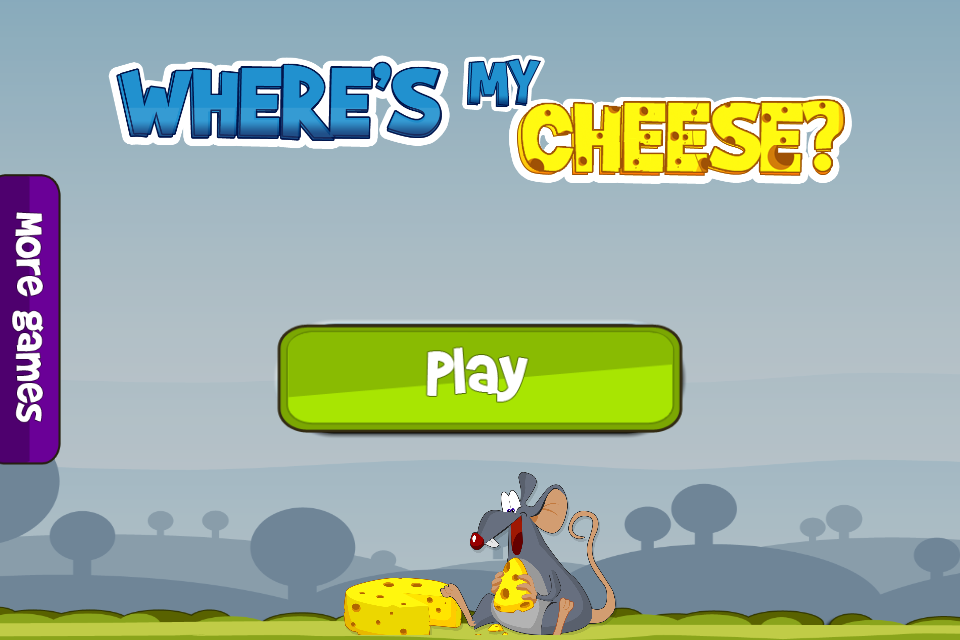 Screenshot Where's My Cheese?
