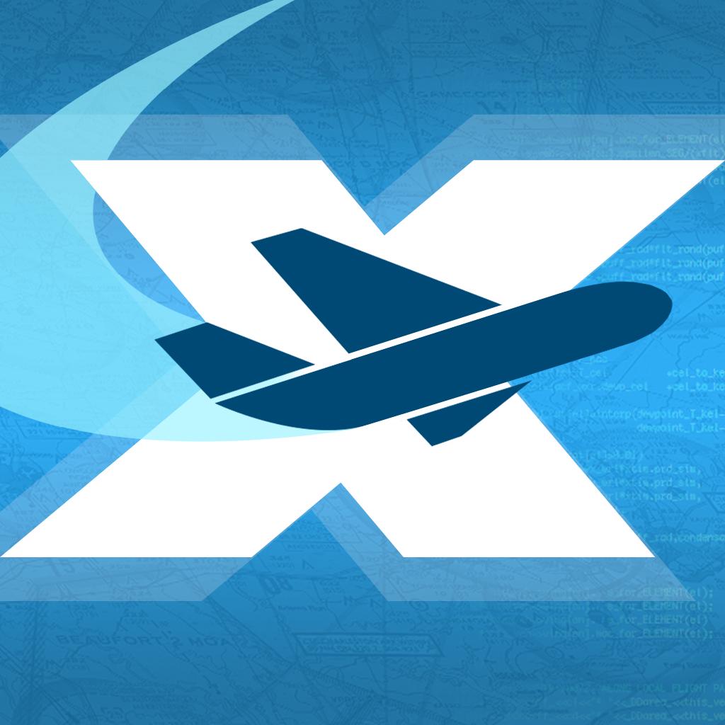 X-Plane 10 Mobile Flight Simulator iOS